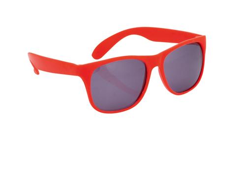 Malter červené sluneční brýle