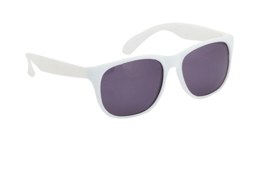 Malter bílé sluneční brýle