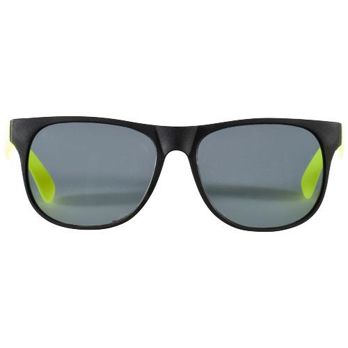 Sluneční brýle Retro žluté