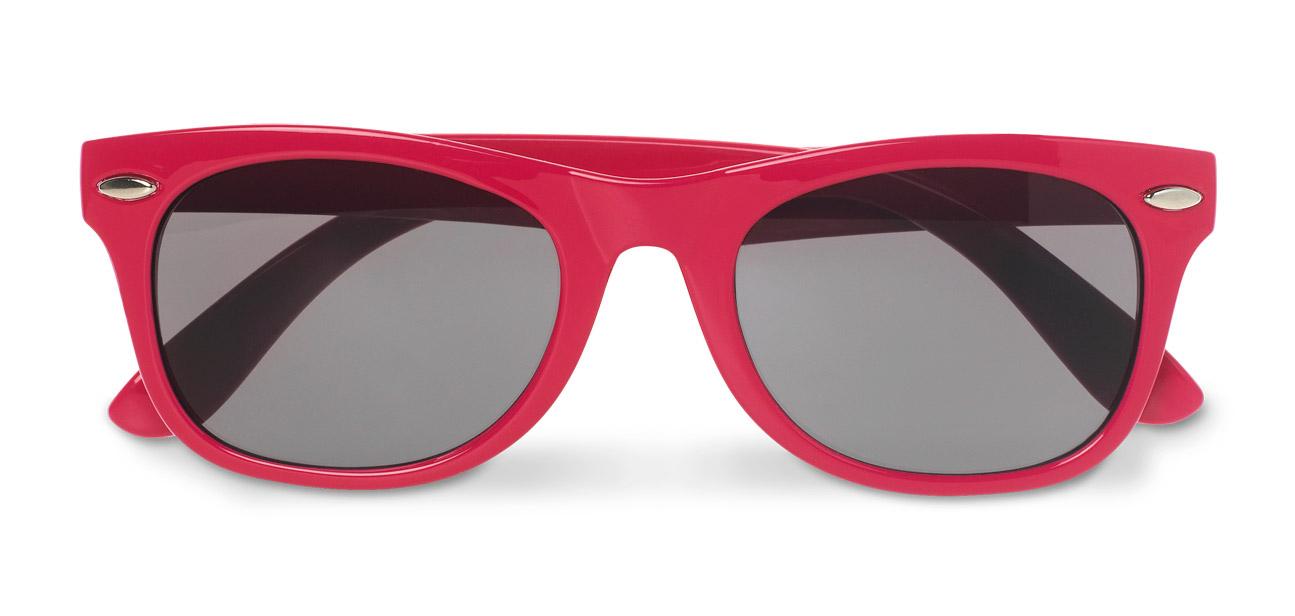 Sluneční brýle pro děti Babesun růžové
