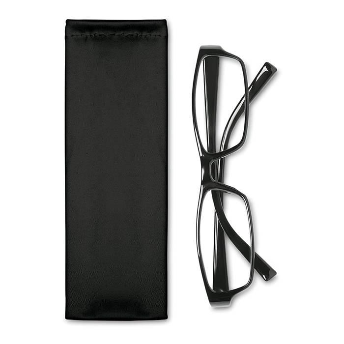Brýle na čtení černé