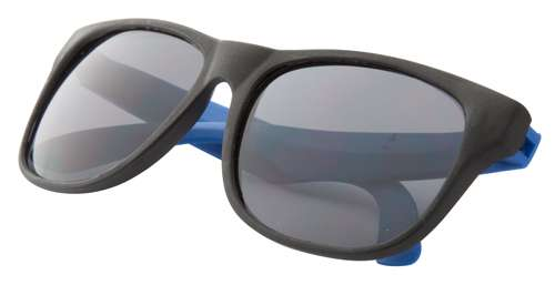 Glaze modré sluneční brýle