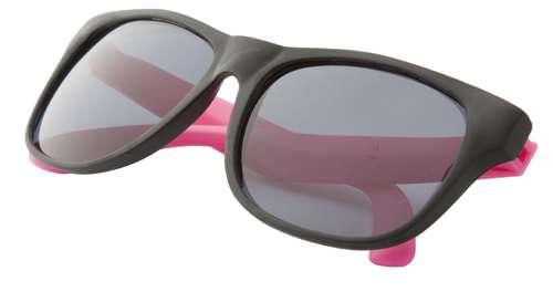 Glaze růžové sluneční brýle