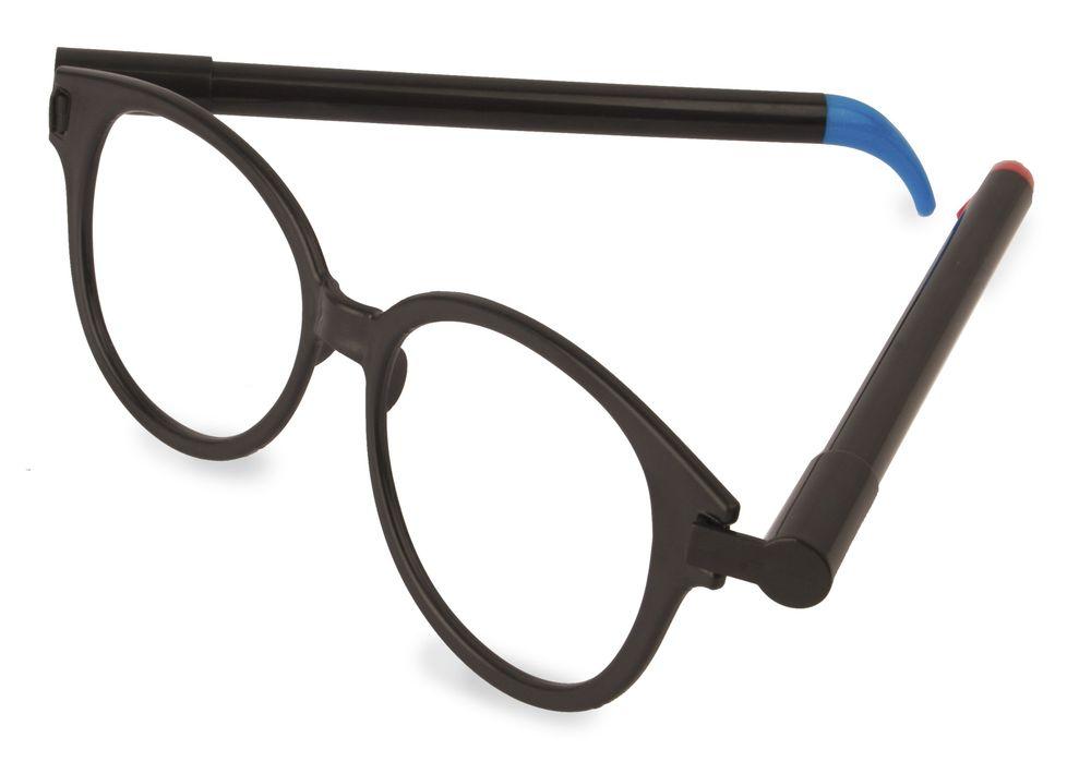 Party brýle černé