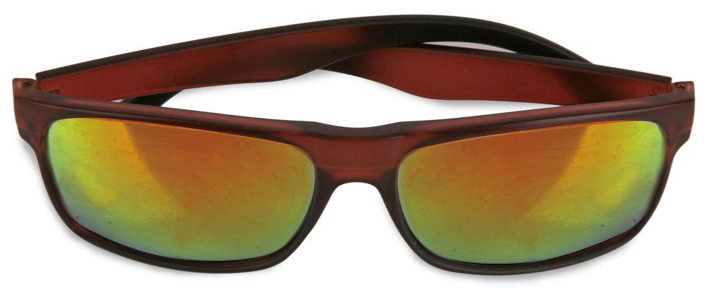 Sluneční brýle Ibiza hnědé