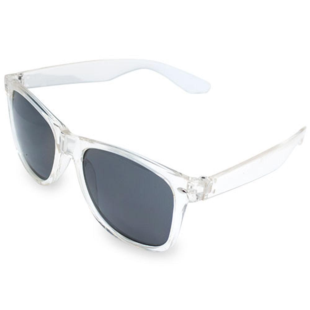 Transparentní sluneční brýle transparent