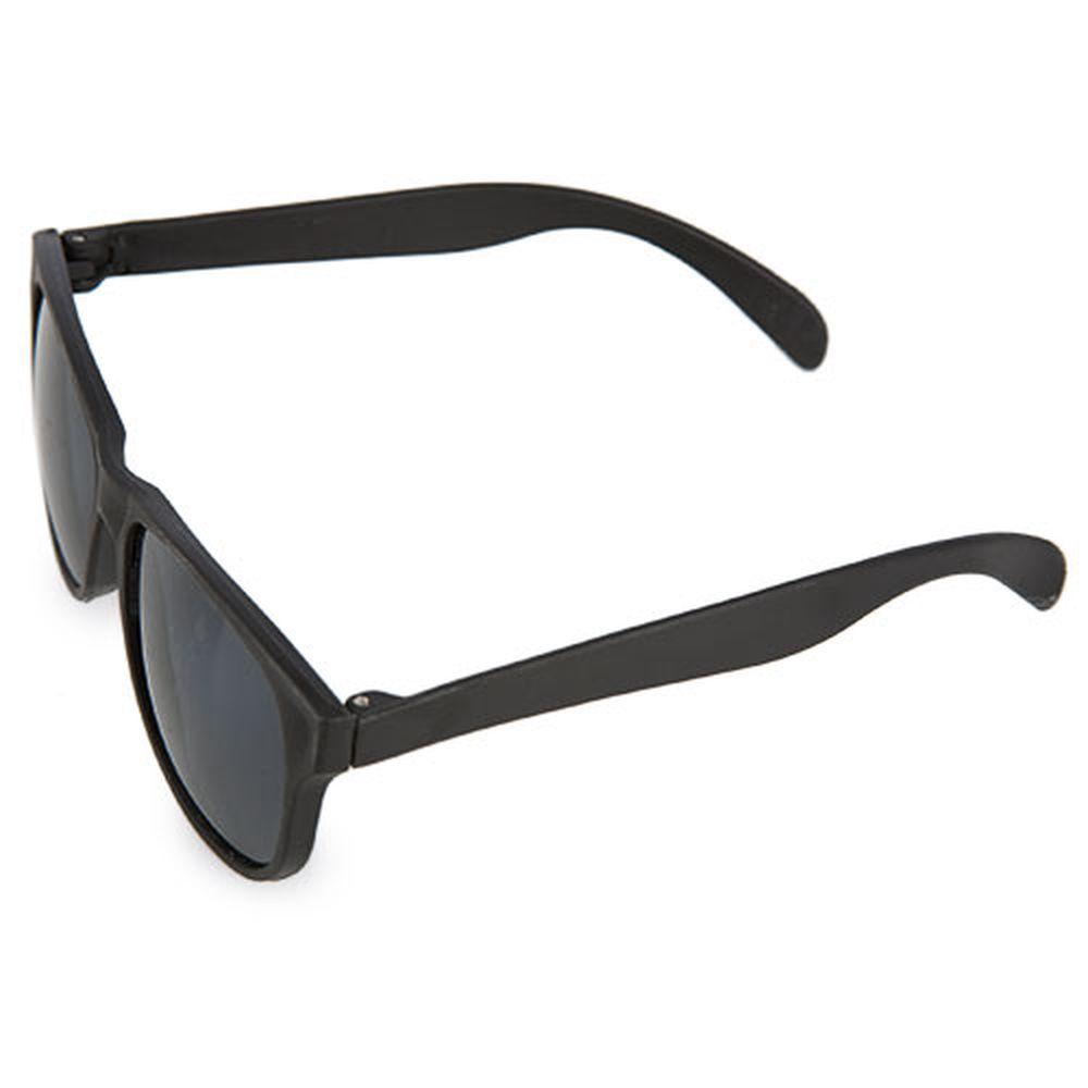 Sluneční brýle matné černé