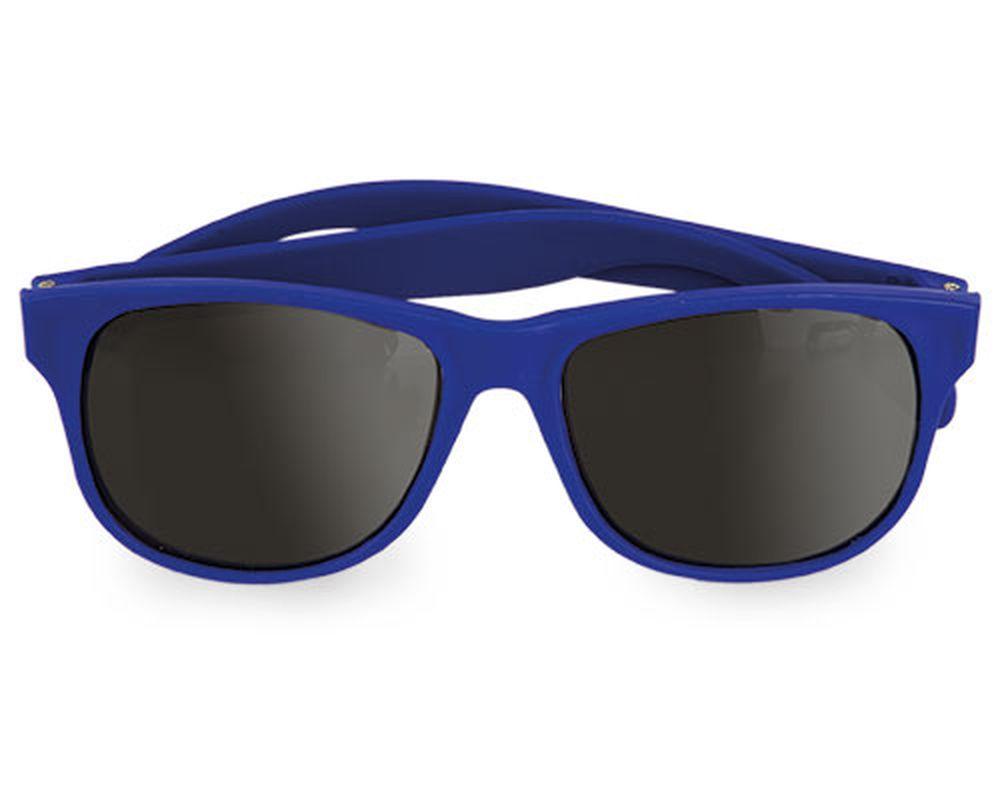 Sluneční brýle matné modré