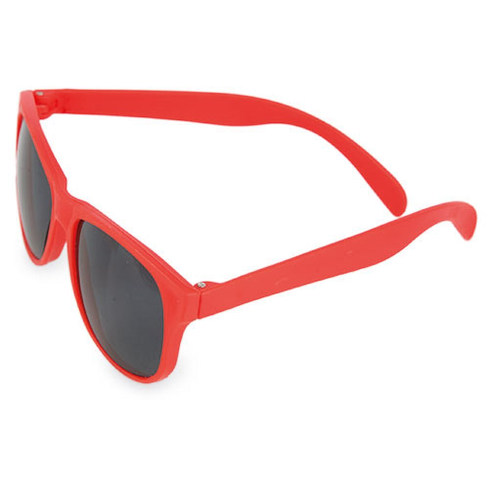 Sluneční brýle matné červené
