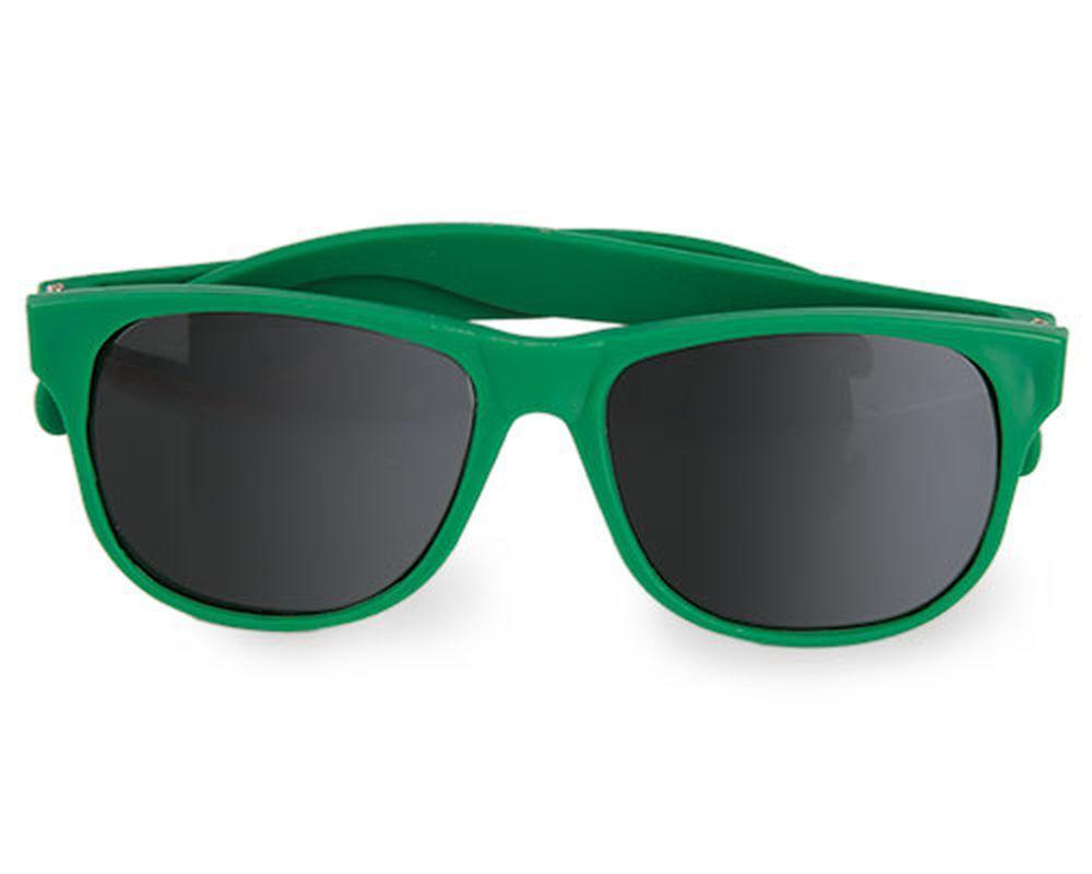 Sluneční brýle matné zelené