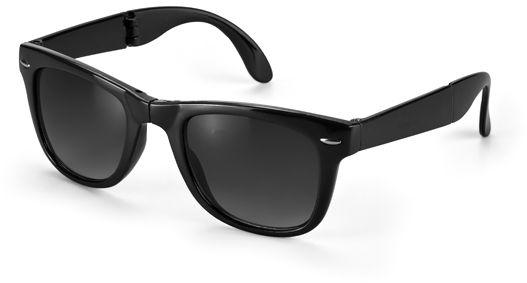 Skládací sluneční brýle.
