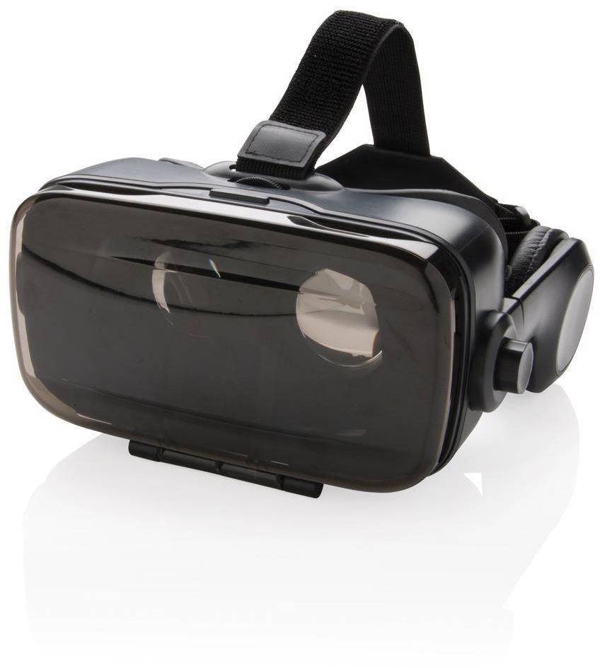 VR brýle s integrovanými sluchátky