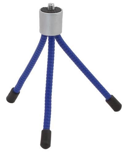 Kyan modrý stativ