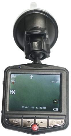 Bezpečnostní kamera do auta