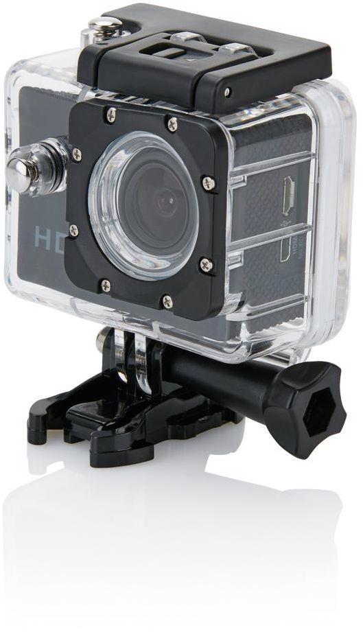 Akční kamera s11dílným příslušenstvím