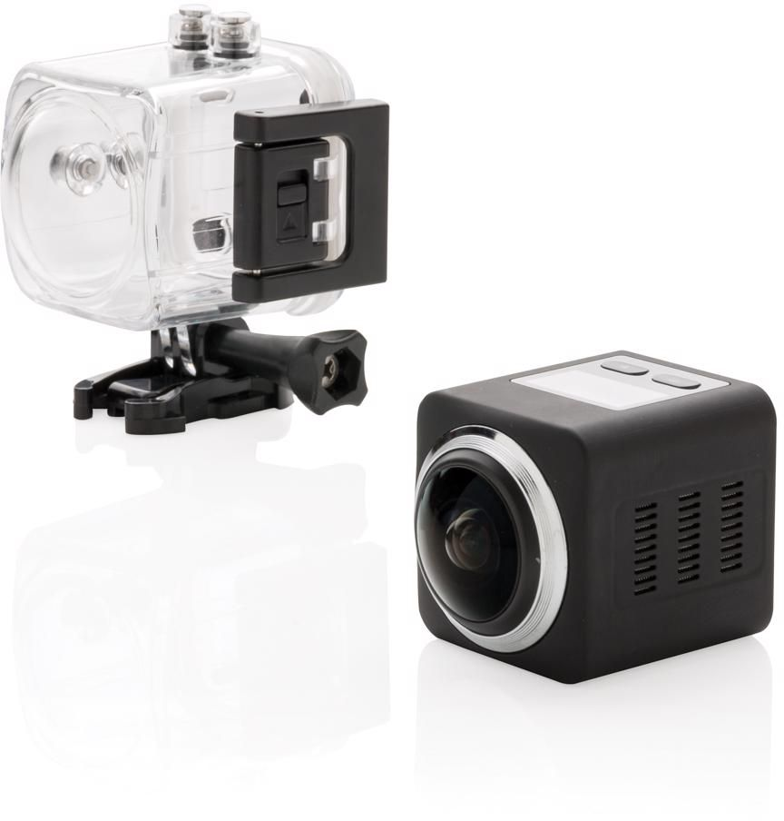 Akční 4K kamera s 360 zobrazením