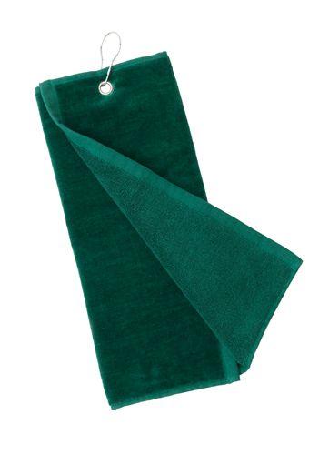 Tarkyl zelený golfový ručník