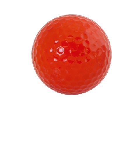 Nessa červený golfový míček