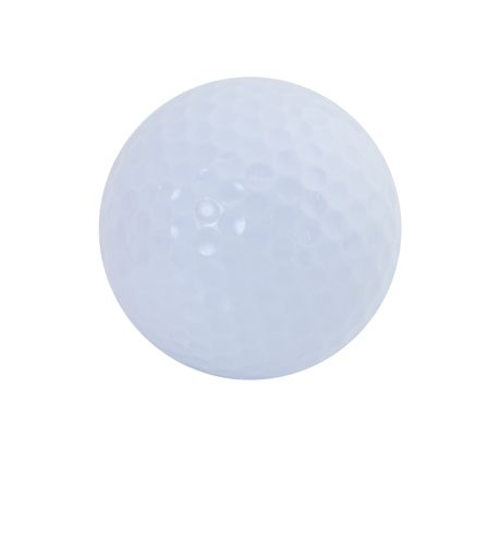 Nessa bílý golfový míček