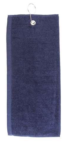 Tarkyl světle modrý golfový ručník