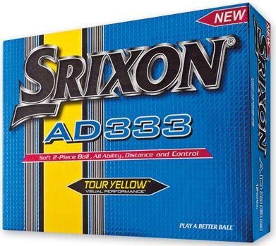 SRIXON AD333 golfový míč