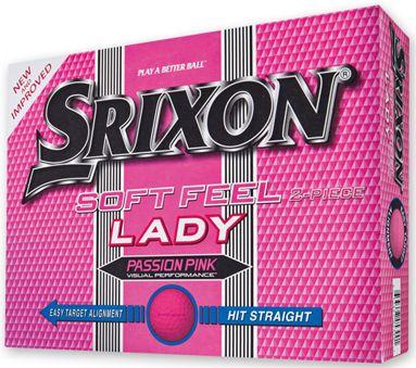 SRIXON SOFT FEEL LADY golfový míč