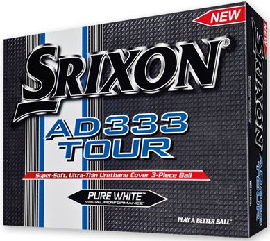 SRIXON AD333 TOUR golfový míč