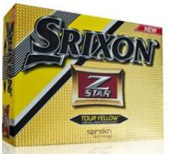 SRIXON Z-STAR golfový míč