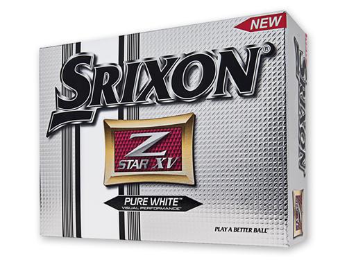 SRIXON Z-STAR XV golfový míč