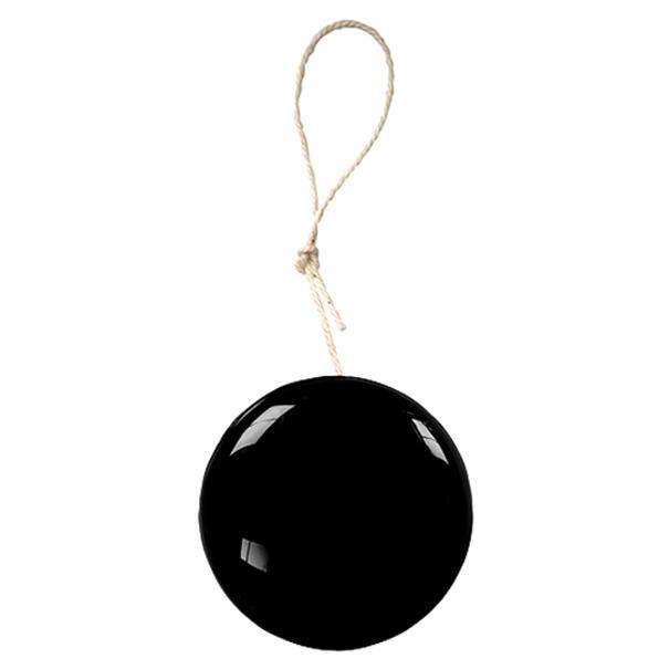 Plastové černé jo-jo