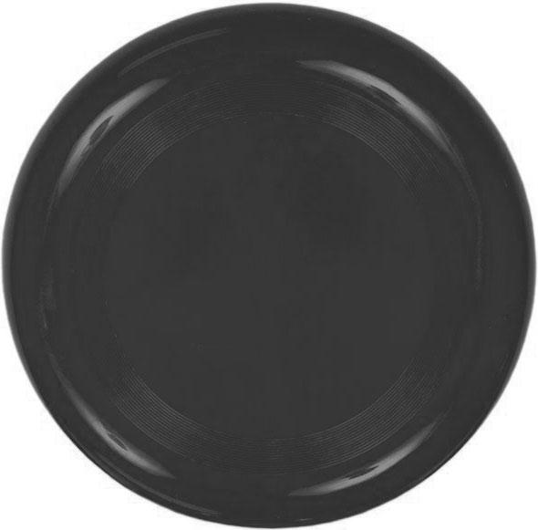 Černý létající talíř