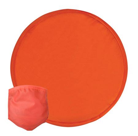Červený létající talíř do kapsy