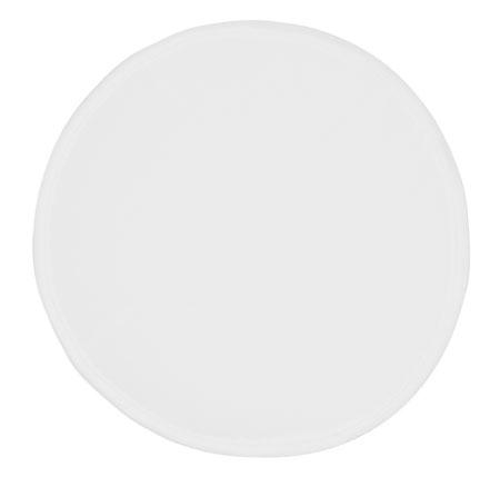 Létající bílý talíř do kapsy