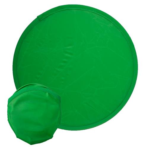 Pocket zelený létající talíř do kapsy
