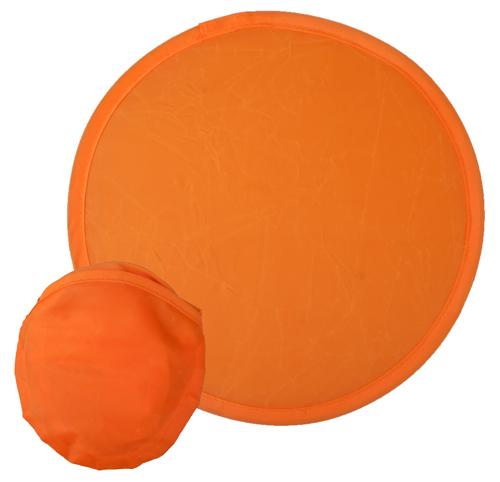 Pocket oranžový létající talíř do kapsy