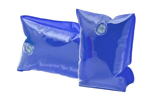 Sanvi modré nafukovací rukávky
