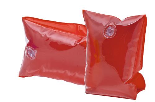 Sanvi červené nafukovací rukávky