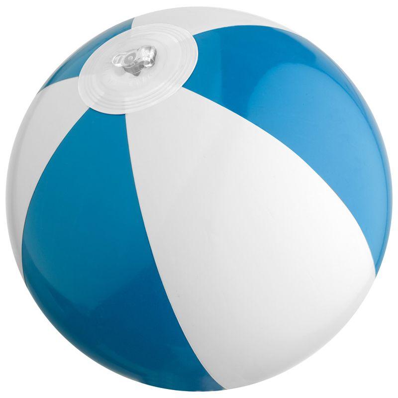 Mini modrý plážový míč Acapulco