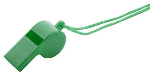 Claxo zelená píšťalka