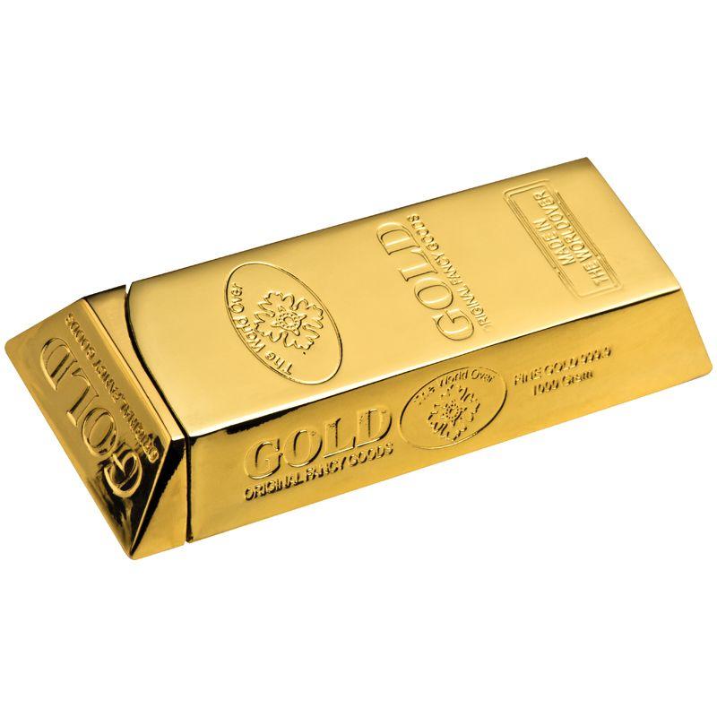 Zlatá cihla zapalovač