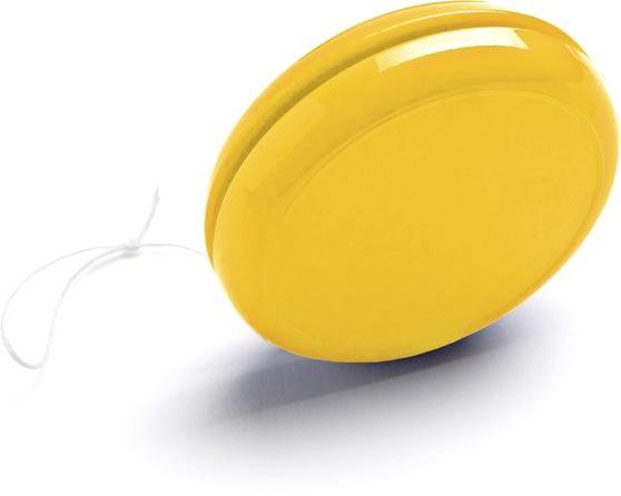 JoJo žluté s potiskem