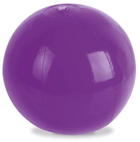 Plážový míč fialový