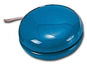 JO-JO plastové jo-jo, modrá