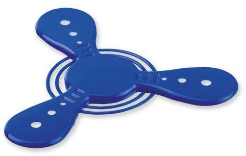 ROTER plastový létající talíř, modrá