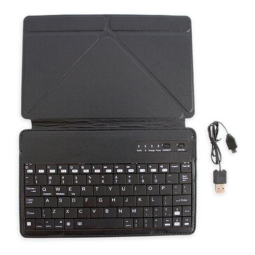 Bezdrátová klávesnice černá
