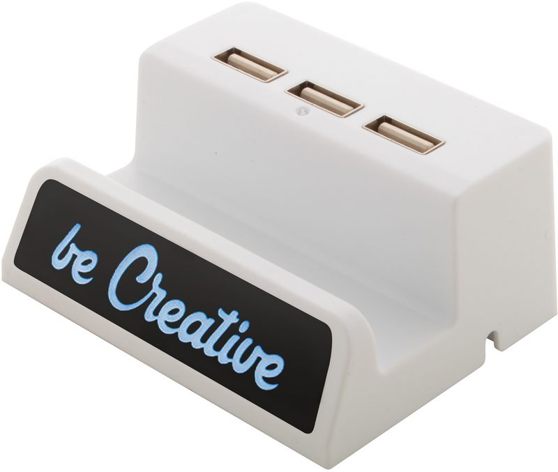 Lightport USB hub