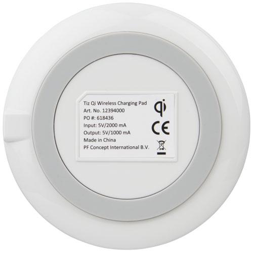 Tiz Qi Wireless Charg Pad-WH