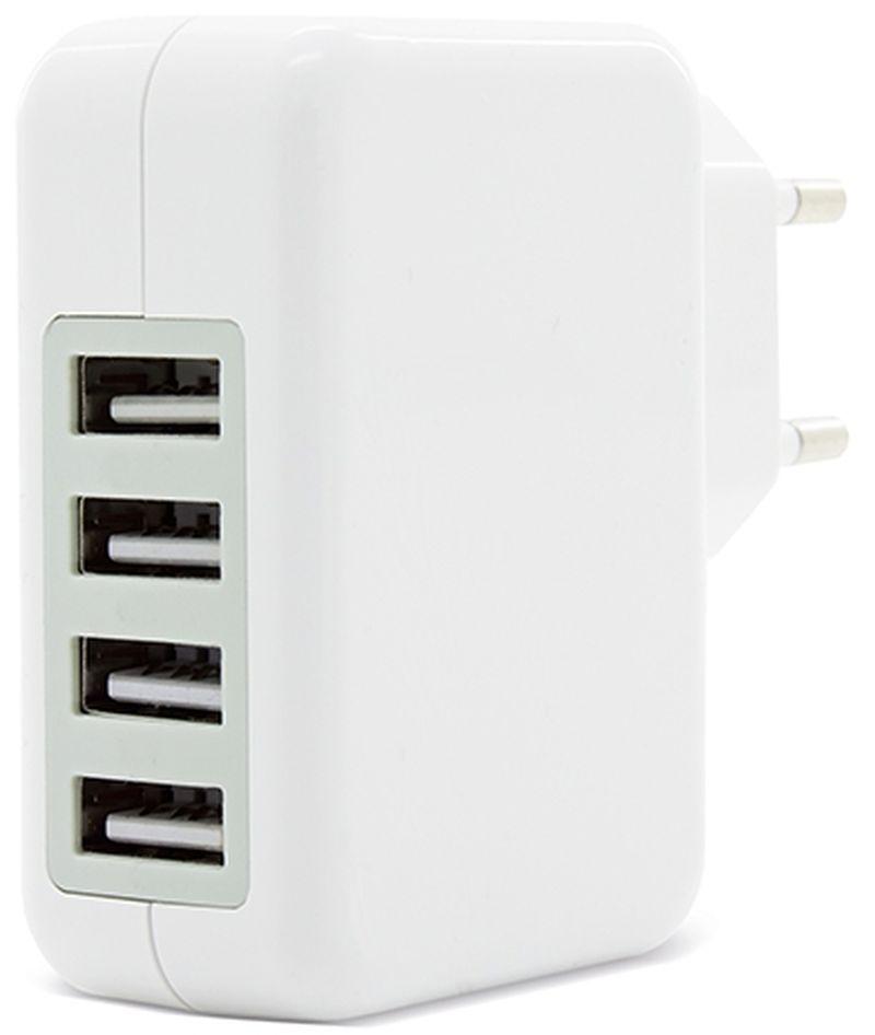 Nabíječka se čtyřmi výstupy USB