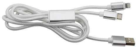 Dlouhý univerzální USB nabíjecí kabel