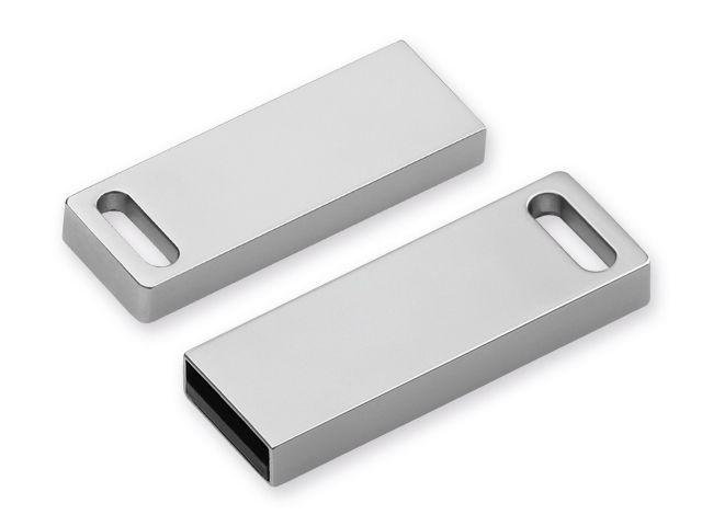 USB FLASH 52 kovový USB FLASH disk 4 GB, rozhraní 2.0.